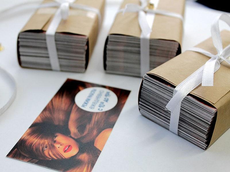 купить визитки