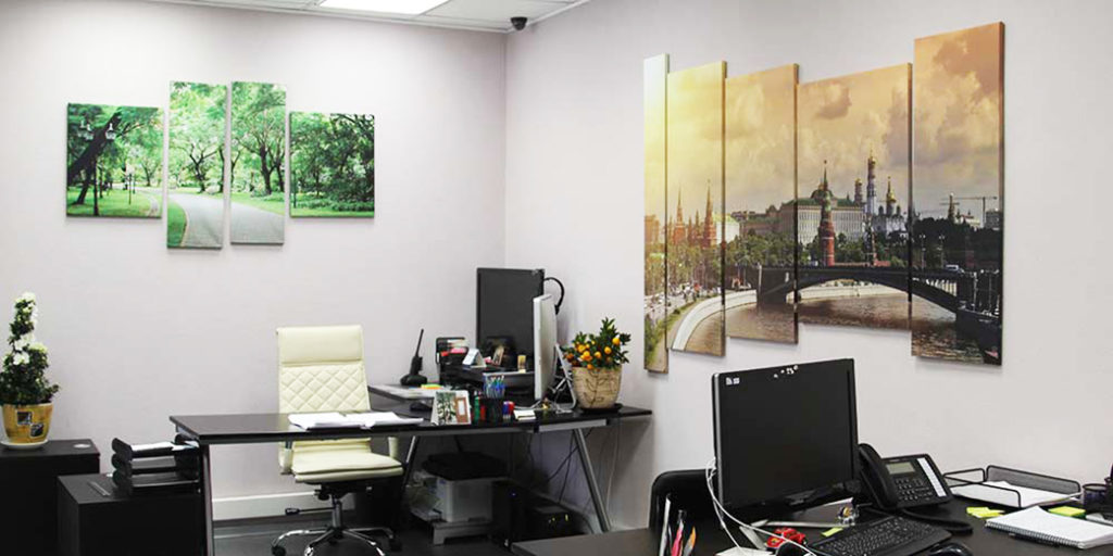 тропическом картинки в офис на стену половых путей естественное